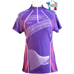 Maillot cycliste femme SUZIE Grand confort
